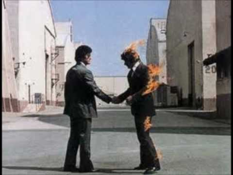 Pink Floyd Wish You Were Here lyrics and meaning
