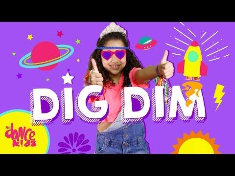 Dig Dim - Carrossel - Dig Dim - Coreografia | FitDance Kids