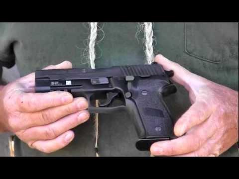 Sig Sauer MK25 & M11 9mm Semi-Automatic Service Pistols - Gunblast.com
