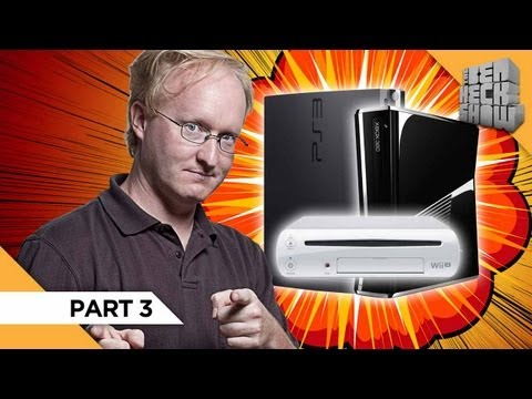 Ultimate Gaming System (PS3-WiiU-Xbox360) -  Part 3 Finale