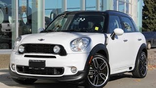 2012 Mini Cooper S Countryman is for sale @ Kamloops Mercedes Benz