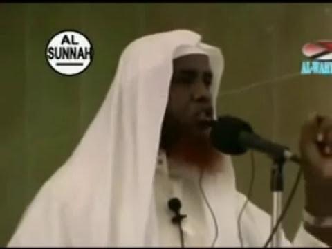 Sheekh Umal oo weeraray Al-Shabaab.
