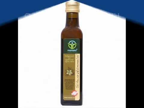 Kaltgepresstes Schwarzkümmelöl - Nigella Sativa Das Naturheilmittel