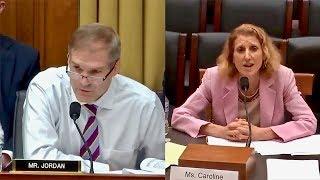 Jim Jordan Destroys Smug Democrat Witness on Russian Collusion Hoax