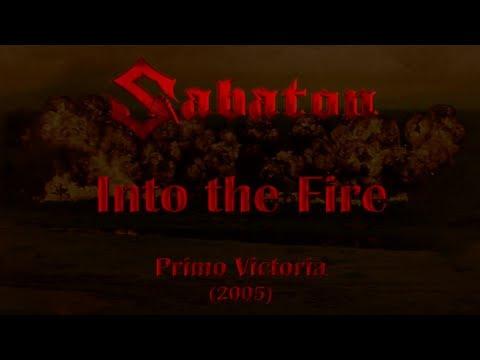 Sabaton - Into The Fire