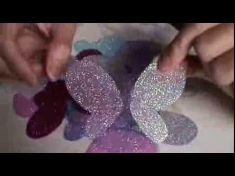 DIY♥Aprender a hacer hadas con Porcelana fría - 1