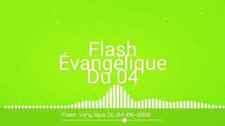 Flash vang lique Du 04 06 2018
