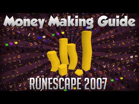 2007 RuneScape Money Making Guide – 300k+/hr – No Requirements