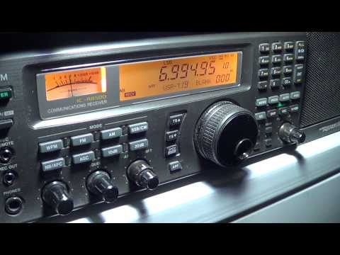Unknown spanish transmission on Shortwave