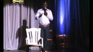 Laughter Express Comedy Show - Seyi Law & Bovi