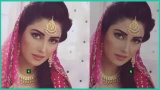 Ayeza Khan's Bridal Photo shoot - 4 Different Bridal Looks Of Ayeza Khan in 2016