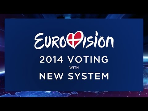 EUROVISION 2014 // VOTING - NEW SYSTEM