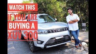 Mahindra XUV300 Review ( A half price XUV500 )