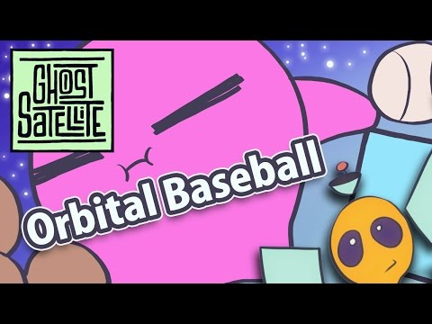 Ghost Animate: ORBITAL BASEBALL - Ghost Satellite