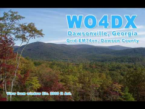 2 Meter Tropo - South Florida to WO4DX Dawsonville, GA