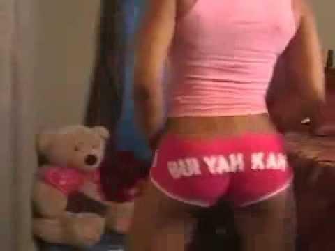 Cute Girl with Dancing Bear