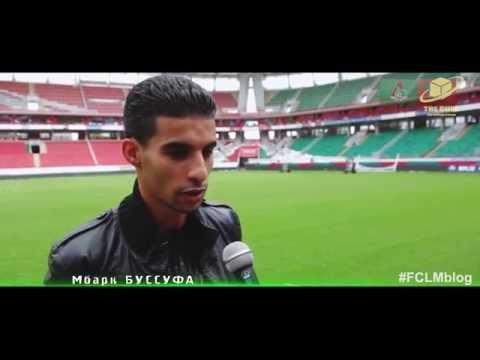 ☆ Mbark Boussoufa   Goals, assists and skills in Lokomotiv Moscow HD ☆