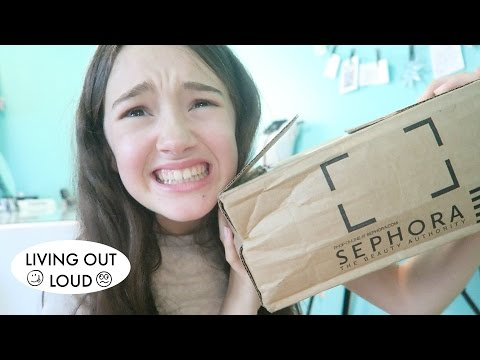 Sephora Haul (some products were half empty?!) | Fiona's Favs or Fails | Makeup Product Reviews