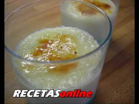 Arroz con leche muy cremoso - Recetas de cocina