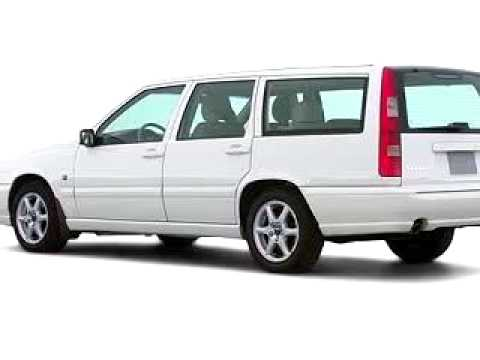 Sold 2000 Volvo V70 Station Wagon 02482 Lee Pre Owned