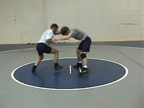 Granby School of Wrestling Technique Series #17 Image 1