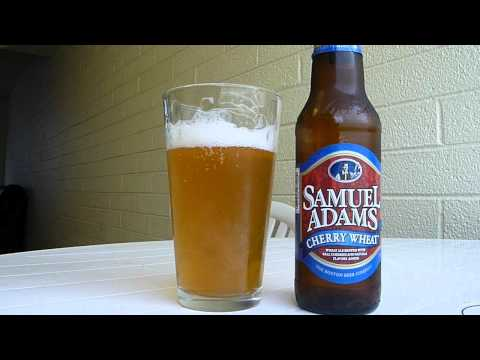 Samuel Adams Cherry Wheat Beer Review