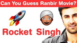 download lagu Ranbir Kapoor Emoji Challenge Guess Bollywood Movies gratis
