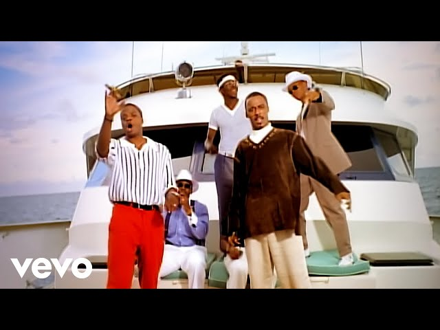 New Edition - I39m Still In Love With You Official Music Video
