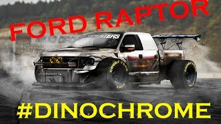 Ford F-150 Raptor SVT - DinoChrome by RP. Design