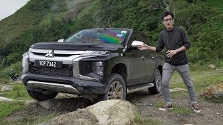 FIRST DRIVE: 2019 Mitsubishi Triton facelift - from RM100k to RM135k