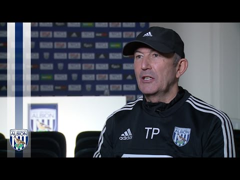 West Bromwich Albion Head Coach Tony Pulis reviews 2015