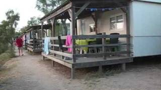 Camping Laguna: Mobile-homes nr1-7