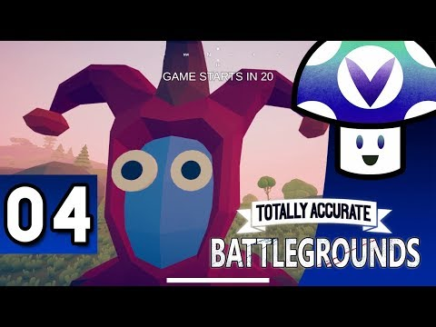 [Vinesauce] Vinny - Totally Accurate Battlegrounds (part 4)