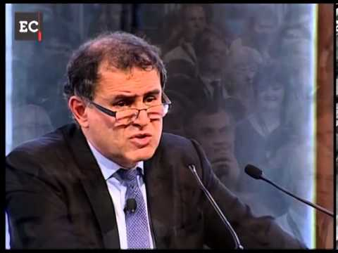 Nouriel Roubini - The International Financial Crisis and the Euro Zone
