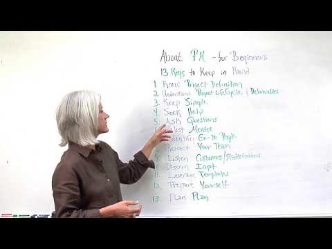 Project Management Basics for Beginners: 13 Simple Project Management Tips #9