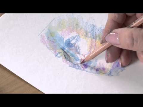 Derwent Academy Watercolour Pencil Tips