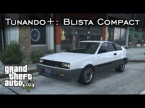 Tunando+: Blista Compacto | Carro NOVO | GTA V Nova geração [PT-BR]