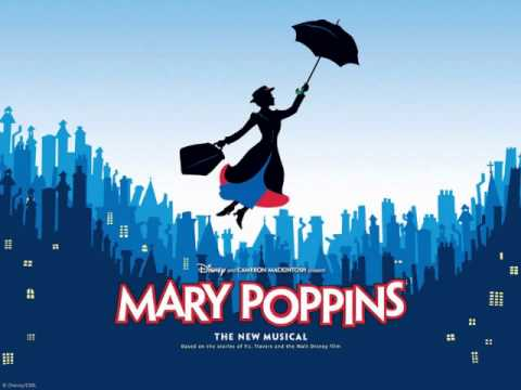 Sireneida Laia - Practically Perfect recording from Mary Poppins (2010)
