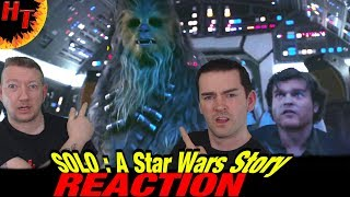 190 YEARS OLD ? SOLO: A STAR WARS STORY Trailer Reaction Ft Alden Ehrenreich (2018)HD