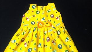 umbrella frock cutting and stitching