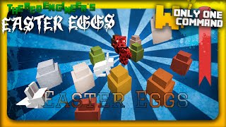 Minecraft Easter Eggs with only one command block