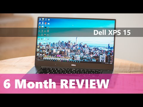Dell XPS 15 6 Months later review