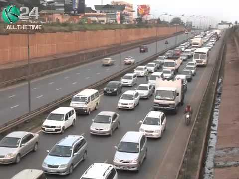 Private Cars' Traffic Increases In Nairobi Roads As Transport Crisis Eases