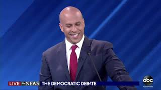WATCH: Highlights from Senator Cory Booker's Winning Debate | September Democratic Debate