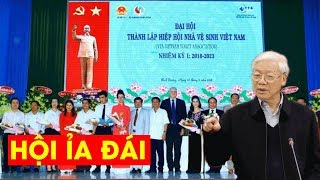 Mắc cười, thành lập Hiệp hội cầu tiêu Việt Nam, đi ỉa cũng bị đảng quản lý #VoteTv