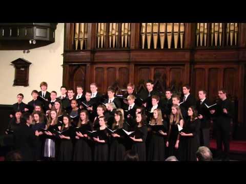 "Mars Hill Academy Rhetoric Choir - ""O Magnum Mysterium"""