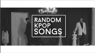 [1 HOUR] RANDOM K-POP SONGS