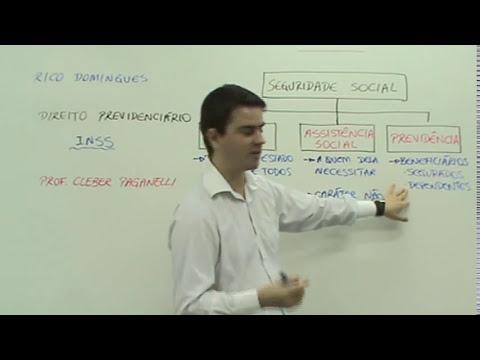 Direito Previdenciário - Seguridade Social