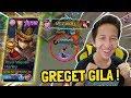 GREGET! NEW SKIN HARLEY STARLIGHT MENGGILA ! | Mobile Legends Indonesia MP3