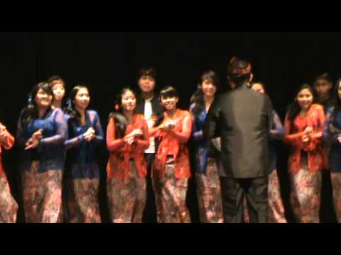 Cingcangkeling (sundanese Traditional Song) By Pcms Youth Choir video